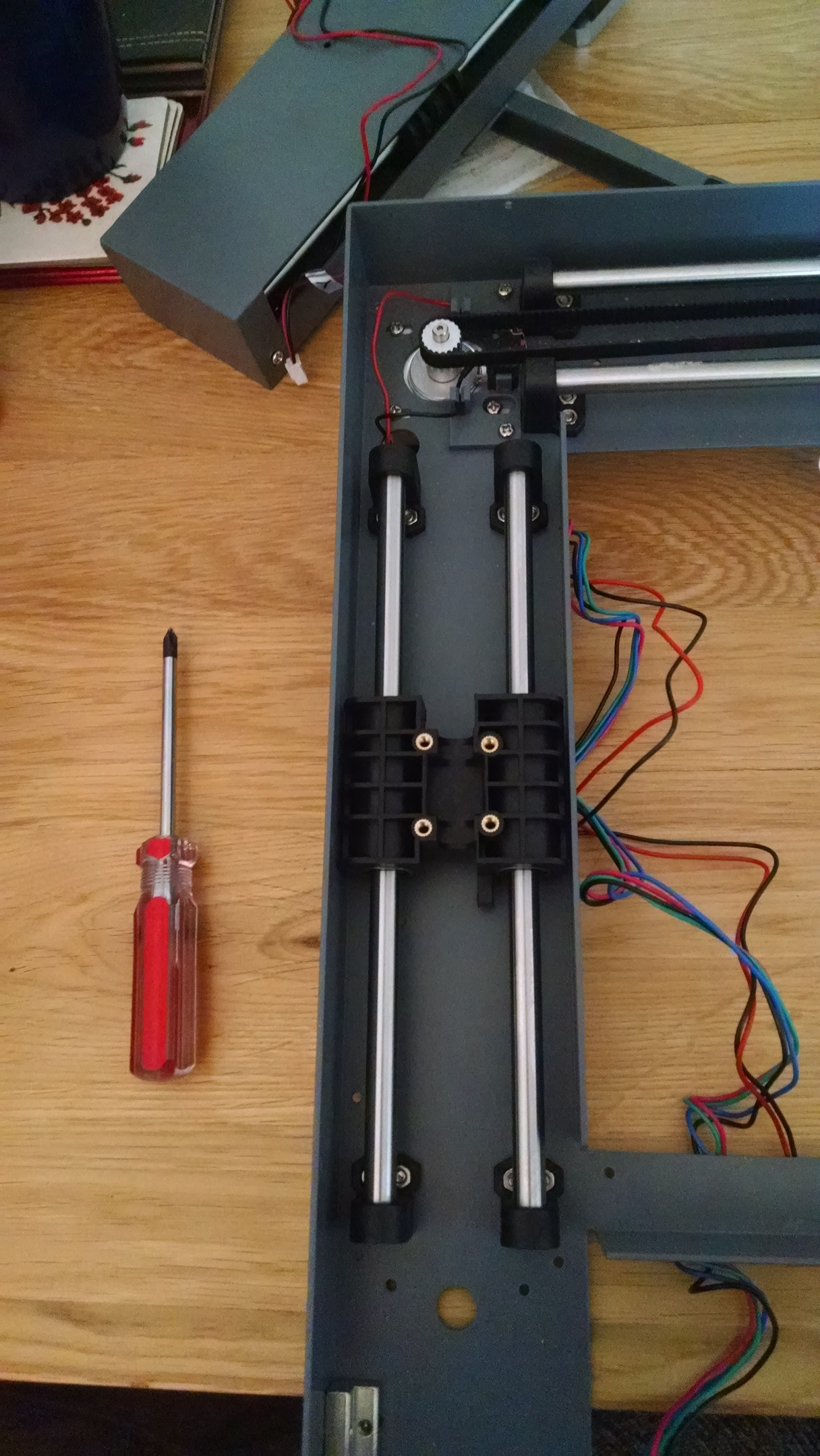 3D Printer part 8: Z-a...