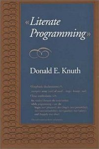 Literate Programming by Donald Knuth